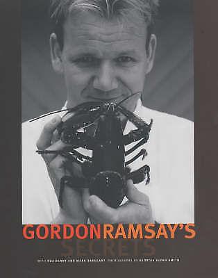 1 of 1 - Gordon Ramsay's Secrets by Gordon Ramsay (Hardback, 2003) Cooking Brand new UK
