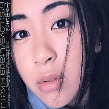 Audio CD First Love - Utada, Hikaru - Free Shipping
