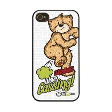 BAD TASTE BEARS - HARD CASE I PHONE 4/4S COVER  - I LOVE GASSING - NEW