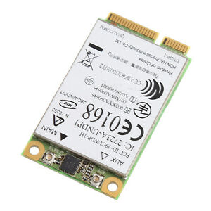 NEW DRIVERS: HP 8530P WWAN