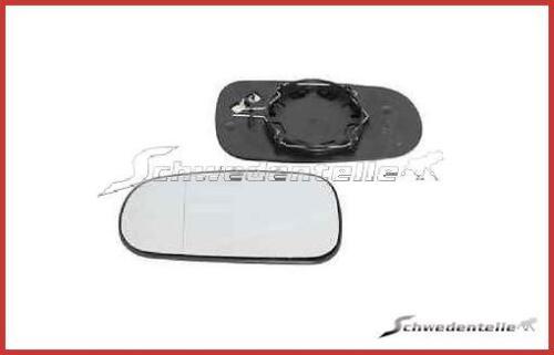 Spiegelglas links  Saab 9-3 9-5 mirror glas left SWE