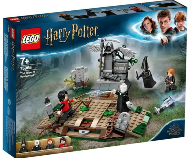 Lego Harry Potter, 75965, Lego Harry Potter Voldemorts…