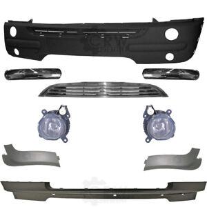 Set-parachoques-delantero-incl-accesorios-niebla-para-BMW-Mini-tipo-r50-r52-r53-01-04