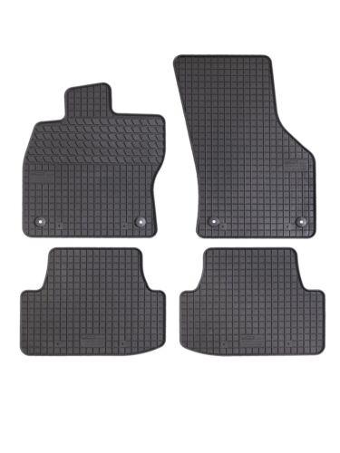 Gummimatten Gummi Fußmatten für Audi A3 8V Sportback 2012-2016 Komplettset
