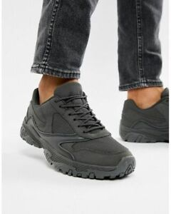 block grey chunky sole UK 8