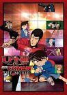 Lupin The 3rd VS Detective Conan Movie (2015 Region 1 DVD New)