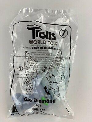 McDonald's Happy Meal Trolls World Tour Guy Diamond #7