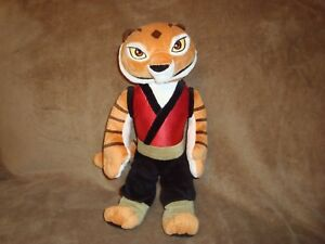 Kung-Fu-Panda-tiger-TIGRESS-2008-DreamWorks-Kohl-039-s-Cares-for-Kids-14-034-tall-Plush