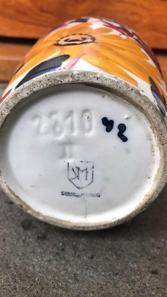 Porcelæn, Vase, Schramberg SMF