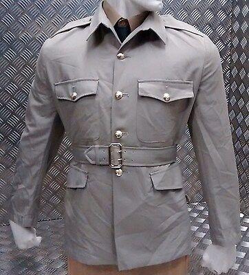 Genuine British Army No1 Dress Blues No Buttons No Shoulder Straps Double Vent
