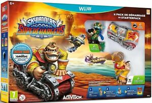 Skylanders-Superchargers-pack-de-demarrage-JEU-Wii-U-NEUF-SOUS-BLISTER