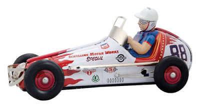 Schylling Sammler Serie Wind-up Zinn Racer 230846 Famous For Selected Materials Delightful Colors And Exquisite Workmanship Novel Designs