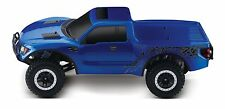 Traxxas 1/10 Ford Raptor 2WD RTR w/On-Boa Blue, 58064-2