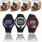 Pulse Heart Rate Monitor Wrist Watch Calories Counter Sports Fitness Alarm NewFS