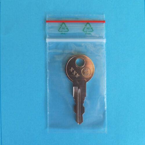 Schlüssel 140 für ATERA Fahrrad, Skibox usw. und Basis Träger Dachbox Ski,