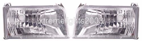 COACHMEN CATALINA 1998 1999 2000 DIAMOND PAIR HEAD LIGHTS LAMPS RV HEADLIGHTS