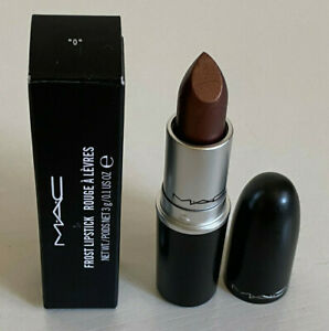NEW-AUTHENTIC-MAC-FROST-LIPSTICK-034-O-034-SALE