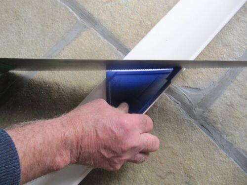 Nouveau Cove Mitre outils pour couper les coins ronds 90 mm et 127 mm CORNICHE UK Vendeur
