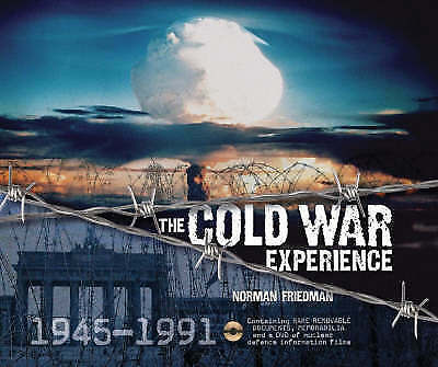 """""""AS NEW"""" The Cold War Experience, Friedman, Norman, Book"""