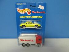 Hot Wheels Limited Edition Woolworth 2 Car Pack w/ Yellow Fiero