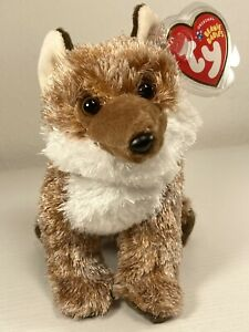 Ty Beanie Baby - PUNGO the WWF Red Wolf (Internet Exclusive) with TAG