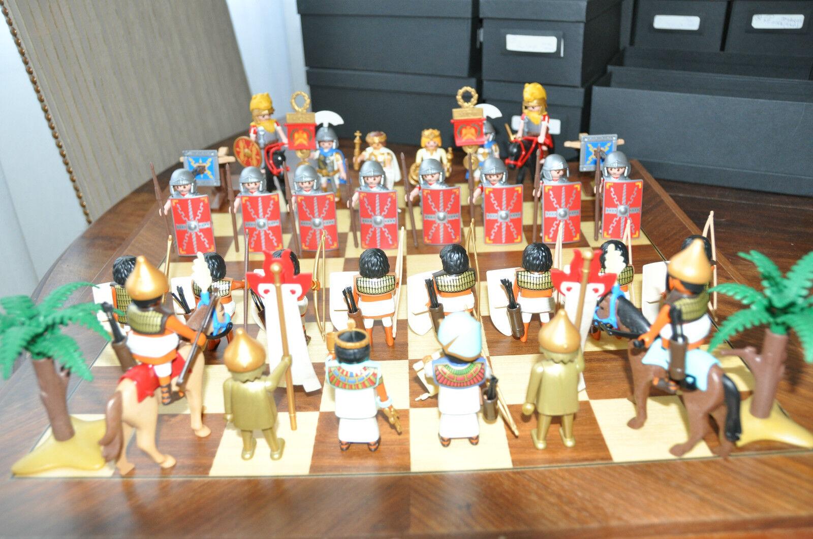Jeu Jeu Jeu d'échecs playmobil - Série batailles Romaines, Bataille d'Actium  (10) 7a4f12