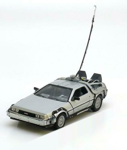 1:24 Welly DeLorean DMC 12 Back To the Future Part 1 1983