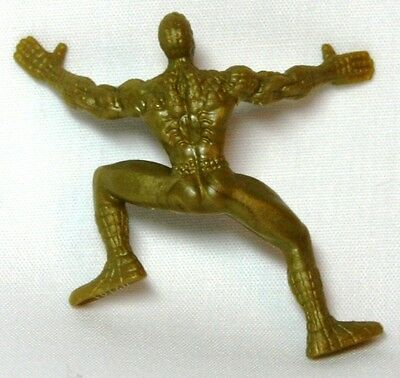 Hasbro Marvel Handful of Heroes Wave 1 - Spider-Man A Crawling Solid Gold Dull