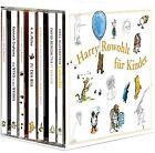 Harry Rowohlt für Kinder von Shel Silverstein, David Benedictus, Alan Alexander Milne und Kenneth Grahame (2012)