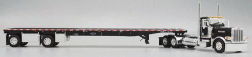 DCP PETERBILT 389 PRIDE /& CLASS DAY CAB WILSON SPREAD AXLE FLATBED 34287