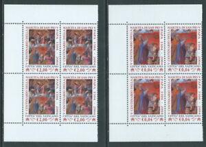 2004-VATICANO-SAN-PIO-V-PAPA-QUARTINA-MNH-ED