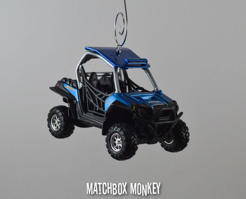 n ° 1 en línea POLARIS Rzr Rzr Rzr 900 all-terrain vehículo 4x4 Adornos de Navidad Personalizado 1 32 Gator Honda Suzuki Rhino  opciones a bajo precio