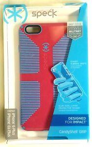 Speck-SPK-A3182-CandyShell-Grip-Case-pour-iPhone-6-plus-et-6-s-Plus-Rose-Bleu