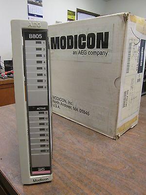 GOULD MODICON INPUT MODULE AS-B805-016