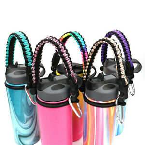 Handle-Strap-Safety-Ring-amp-Carabiner-for-Wide-Mouth-Free-Shipping