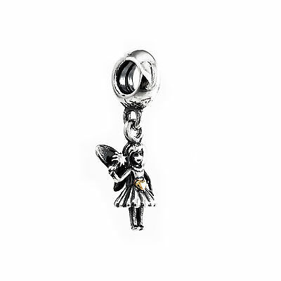 Pandora 791032 | Authentic Silver Fairy Dangle Charm 15% OFF RRP £45.00