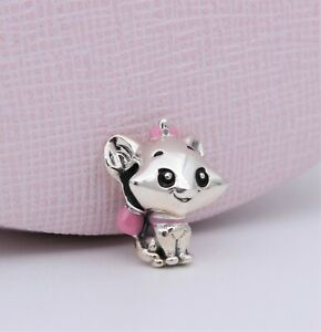 Details about NEW! 2020 Authentic PANDORA Disney The Aristocats Marie Pink  Charm #798848C01
