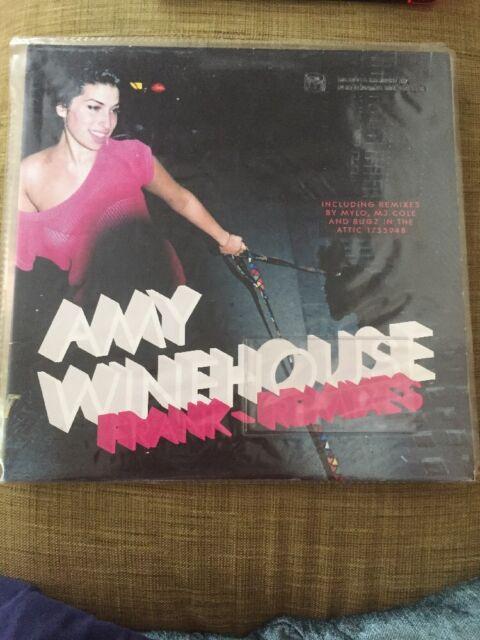 Frank - The Remixes - Amy Winehouse (2008) - Selten - Vinyl