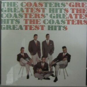 THE-COASTERS-039-GREATEST-HITS-CD