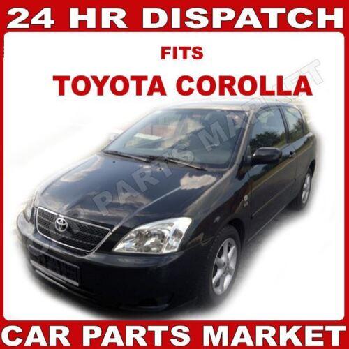 Côté Droit Aile Porte Miroir Verre Pour Toyota Corolla 2001-2004