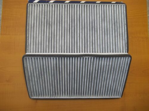 Cabin Air Filter charcoal carbon BMW E65 E66 745i 745LI 750LI 760i 760LI SET 019