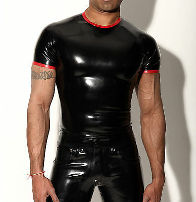 MENS RUBBER T SHIRT