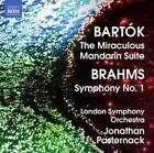 Der Wunderbare Mandarin/Sinfonie 1 von Lso,Jonathan Pasternack (2011)