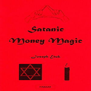 Details about SATANIC MONEY MAGICK Finbarr Black Magick Grimoire Spells