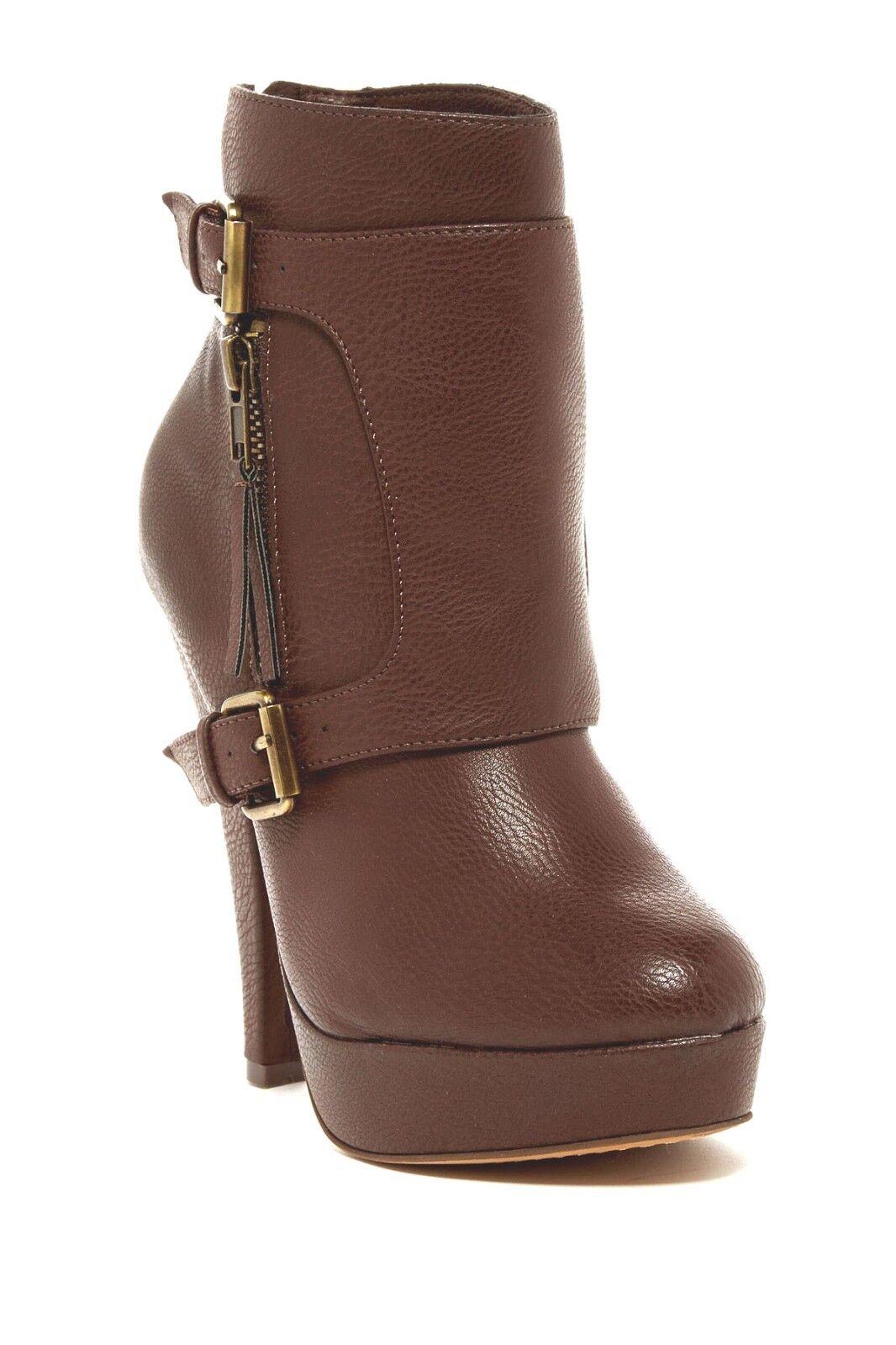 New Charles by Charles David Women's Birgit Birgit Birgit leather Boots size 9.5 876073