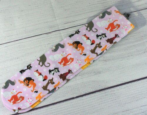 Disney Parks Disney Cats Socks Adult Pink Simba Figaro Scar Marie Aristocats NEW