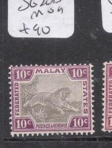 Malaya Fms Tiger SG 20d MOG (10dkg)