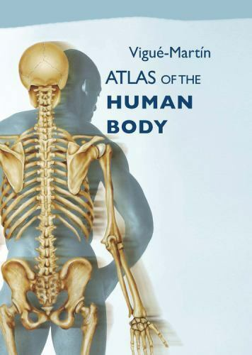Atlas Of The Human Body By Vigue Martin 2011 Hardcover Ebay