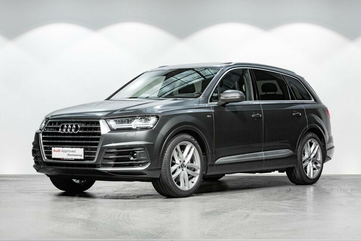 Audi Q7 3,0 TDi 272 S-line quat. Tiptr. 7p 5d - 864.900 kr.