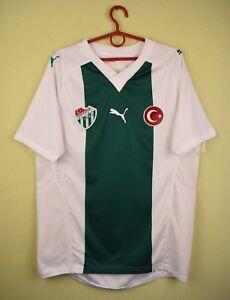 81b84b445da Bursaspor 2010/2011 third official puma jersey shirt soccer football ...